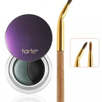 prismatic eye color enhancing dual liner with brush from tarte cosmetics