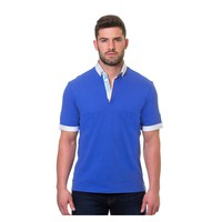 Maceoo Polo S Picque French Blue