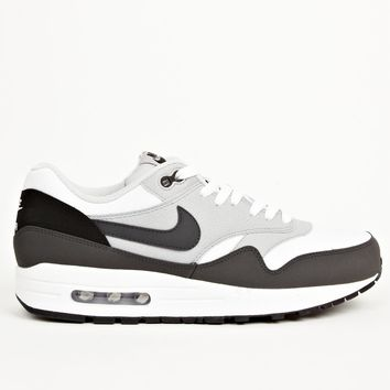 Nike Men's Grey Air Max 1 Essential Sneakers