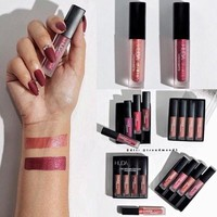 Mini Set 4-pcs/set Hot Sale Lip Gloss [11617133647]