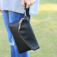 Take Me Everywhere Handbag (Black)