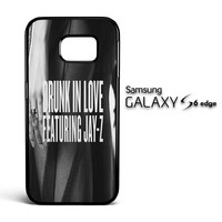 BEYONCE SONG V1814 Samsung Galaxy S6 Edge Case