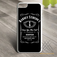 Barney Stinson Have You Met Ted Jack Daniels How I Met Your Mother Custom case for iPhone, iPod and iPad