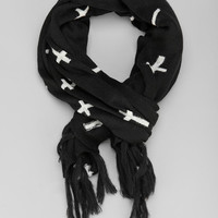 Urban Outfitters - Crosses Scarf