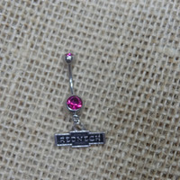 Redneck Navel Belly Button Ring for the Redneck Country Girl