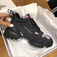 Dior D-connect Sneaker #608