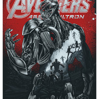 """Avengers: Age of Ultron"" by JP Valderrama"