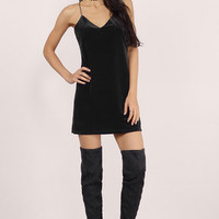 Velvet Underground Cami Shift Dress $38