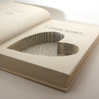Hollow Book Safe with Heart - Other Women