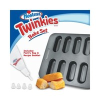 Smart Planet Tp1 Twinkie Bake Pan Includes Pastry Bag