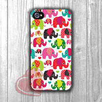 Cute Baby Elephants -end for iPhone 4/4S/5/5S/5C/6/ 6+,samsung S3/S4/S5,samsung note 3/4
