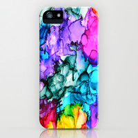 Indie Chic iPhone & iPod Case by Claire Day