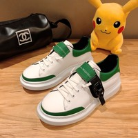 Ale*ander McQ*een Fashion Women Men Casual Running Sport Shoes Sneakers Slipper Sandals High Heels Shoes