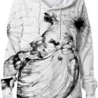 Bird and Flora created by BethThompsonArt | Print All Over Me