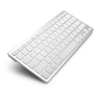 Anker Bluetooth Ultra-Slim Keyboard for iPad Air 2 / Air, iPad Pro, iPad mini 4 / 3 / 2 / 1, iPad 4 / 3 / 2, Galaxy Tabs and Other Mobile Devices (White)