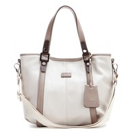 tod's - new g-line small coated tote