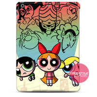 Powerpuff Girls Enemy iPad Case Case Cover Series