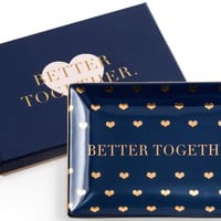 Better Together Trinket Tray
