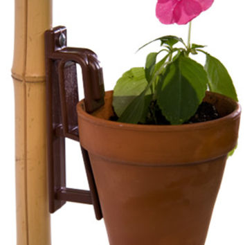 Pot Latch Flower Pot Hangers (3-pack)