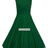 Vintage Retro Audrey Hepburn 50s Rockabilly Swing Dresses Women Cocktail Party Casual Dresses Plus Size Dark Blue Black Red Green Oxl081702 Ladies Cocktail Dress Teenage Party Dress From Enjoyweddinglife, $22.16| Dhgate.Com