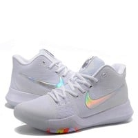 Nike Kyrie 3 Women Men Fashion Casual Sneakers Sport Shoes-116