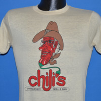 80s Chili's Cowboy Pepper t-shirt Small