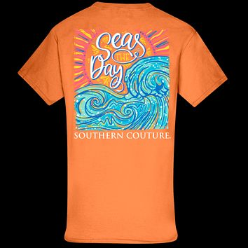 Southern Couture Classic Seas the Day T-Shirt