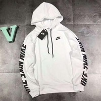 """NIKE"" Hooded Top Sweater Pullover Sweatshirt Hoodie"