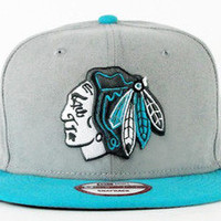 CHICAGO BLACKHAWKS NHL NEW ERA 9FIFTY SNAPBACK