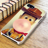 Disney Toy Story Woody Bubble Gum   For iPhone 6 Plus Cases   Free Shipping   AH1172
