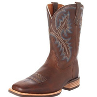 Ariat Quickdraw Rowdy Square Toe Boots