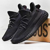 Adidas 350 V2 Yeezy Boost New Fashion Couple Running Sports Shoes