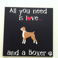 All you need is love...and a Boxer