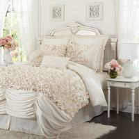 Lush Decor Lucia Bedding Collection