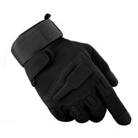 Men's Army Gloves Combat Full Finger Gloves