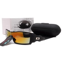 Ready Stock Original Oakley Sunglasses Unisex Eyeglass Black Colorful Glasses