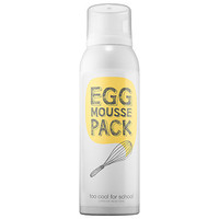 Egg Mousse Pack - Too Cool For School   Sephora