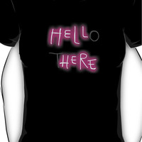 Hello There Women's T-Shirt