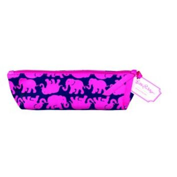 Lilly Pulitzer Pencil Case - Tusk In Sun