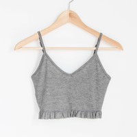Thermal Crop Cami - More Colors