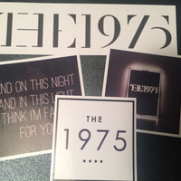 The 1975 Sticker Pack // Glossy Finish