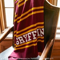 HARRY POTTER™ Knit Throw, Gryffindor