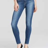 J Brand Jeans - Mid Rise Skinny in Connected