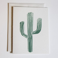 Cactus - Greeting Cards - Blank Stationary