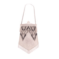Whiting and Davis Ombre Mesh Bag