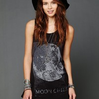 Free People We The Free Moon Child Graphic Tee