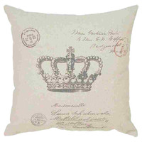 You should see this Royal Trow Pillow in Tan on Daily Sales!