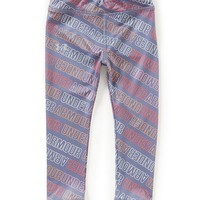 Under Armour Little Girls 2T-6X Sublimated Wordmark Leggings | Dillards