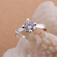 Classic Silver Ring