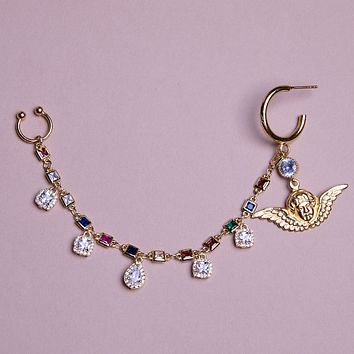 Angel Nose Chain